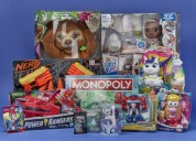 Urge personal para embolsar juguetes