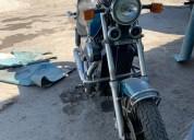 Motocicleta kawasaki 750 cc nacional