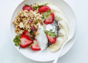 Alimentos sanos nutritivos