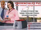 Credenciales empresariales de pvc alvaro obregon