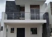 Casa nueva en residencial olivenza, pachuca