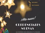 Credenciales escolares Benito Juarez