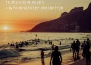 Clases de portugués en mérida