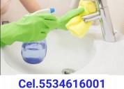 Servicios domésticos confiables y garantizados
