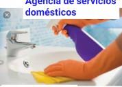 Servicios domesticos confiables y garantizados