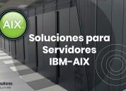 Soluciones para servidores ibm power systems