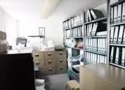 Oficina en renta, lope de vega polanco