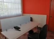 Renta una oficina con sala de juntas incluida