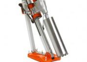 Perforadora extractora de nucleos dms180