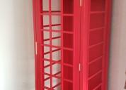 Caseta telefÓnica tipo inglesa