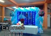 Decoraciones con globos para todo tipo de eventos