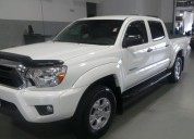 Toyota tacoma 2014 color blanco