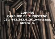Compra cortadores de carburo de tungsteno en silao