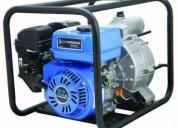 Motobomba pacific hydrostar 212cc