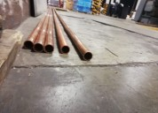 Tubos de cobre sps para subestaciones electricas o