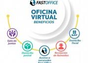 Renta de oficina virtual.adquiere domicilio fiscal