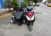 Italika ds150 >> sidecar >> carrito