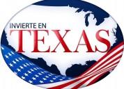 Invierte en texas