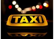 Vendo o rento permiso para taxi