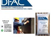 Endurecedor mineral para pisos de concreto dfac