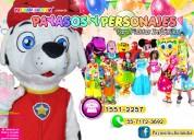 Show de payasos con paw patrol para tu fiesta