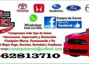 Compro carros fuera de uso al mejor precio mexical