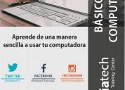 Mediatech curso de computación básica