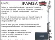 Torre cti 6000 distribuidor ifamsa