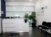 Magnificas oficinas amuebladas en renta!