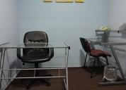 Oficinas amuebladas  en tlalnepantla centro