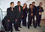 Orquesta de cumbia y salsa o grupo versÁtil