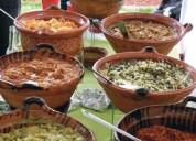 Banquetes y servicios yeyos