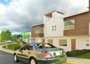 Condominio horizontal estado de mexico, casa nueva