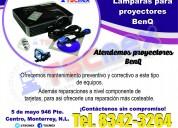 Reparación de video proyectores