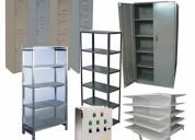 Muebles metalicos tableros gabinetes
