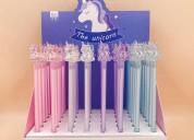 Etiqueta-cuenta plumas de unicornio en tu hogar!!