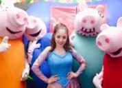 Magnifico show infantil de peppa pig