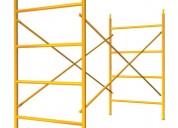 Venta y renta de hamacas y andamios para construccion