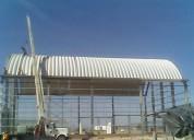 Arco techos en jalisco