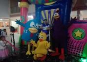 Show para fiesta infantil de la gallina pintadita