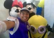Show para fiesta infantil de mickey mouse