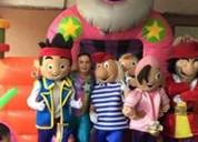 Show para fiesta infantil de jake el pirata