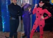 Gran show para fiesta infantil de lady bug