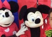 Gran show infantil de mickey mouse