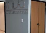 Oficinas virtuales con servicios incluidos con mva