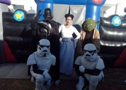 Show para fiesta infantil de star wars