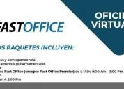 Oficinas virtuales para tu domicilio fiscal