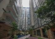 Departamento en city towers coyoacan, cdmx