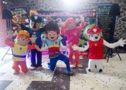 Espectacular show infantil de paw patroll