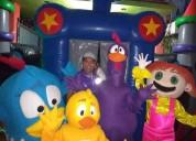 Fabuloso show infantil de la gallina pintadita